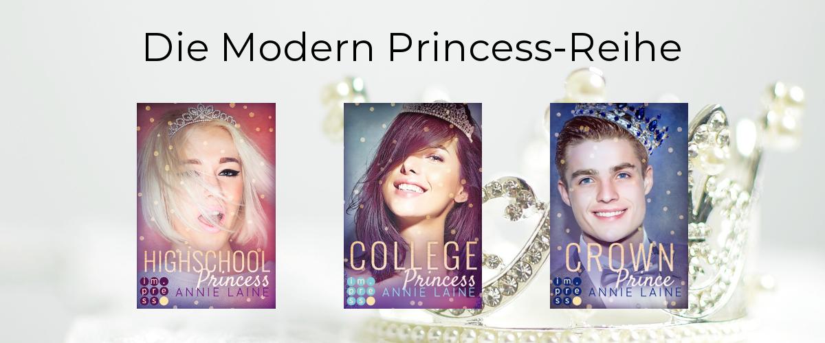 modern princess reihe